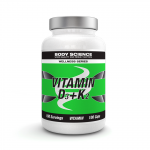 Body Science Wellness Series - Vitamin D3+K2