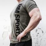 MM Hardcore T-shirt - Army Green