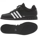 Adidas Powerlift 2, Black/White Night Met