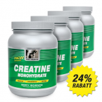 Body Science Creatine Monohydrate Storköp 1 x 4 st