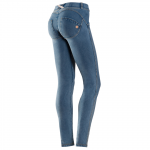 Freddy WR.UP Skinny - Ljus Denim