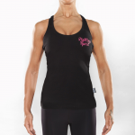 Fighting Spirit T-Back Tank Wmn