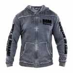 MM W.B.A. Hood Snow Wash