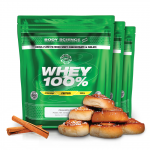 3 x 1 kg Body Science Whey 100% för 330 kr