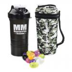 MM Sports SmartShake Original + Cooler