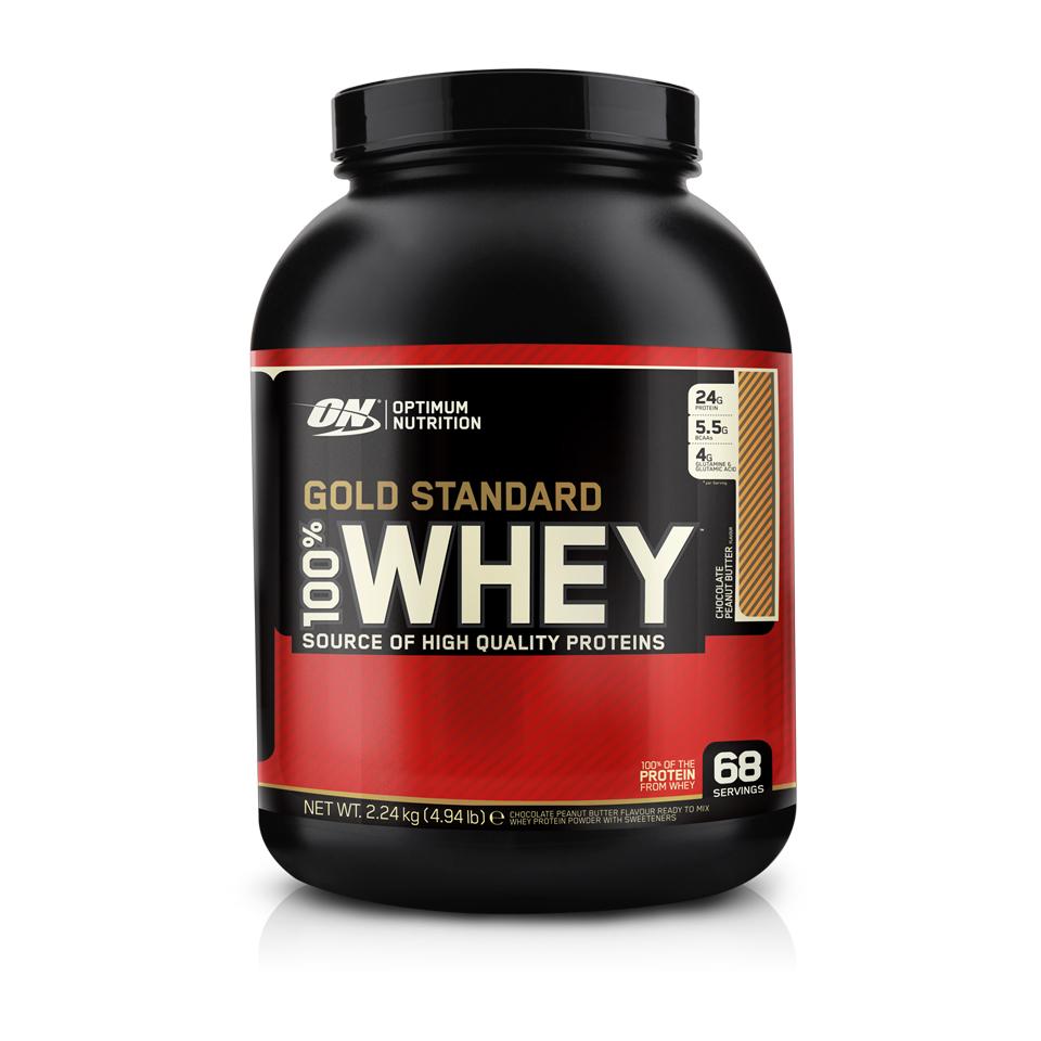 Köp Optimum Nutrition Gold Standard 100% Whey online   MM
