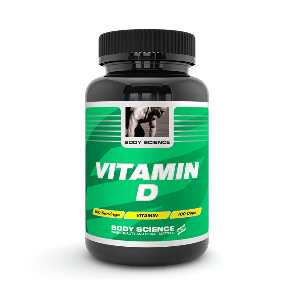 Body Science Vitamin D