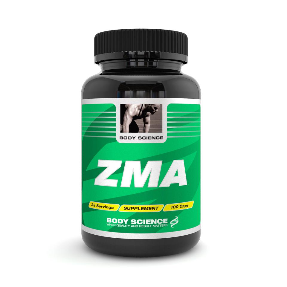 Body Science ZMA