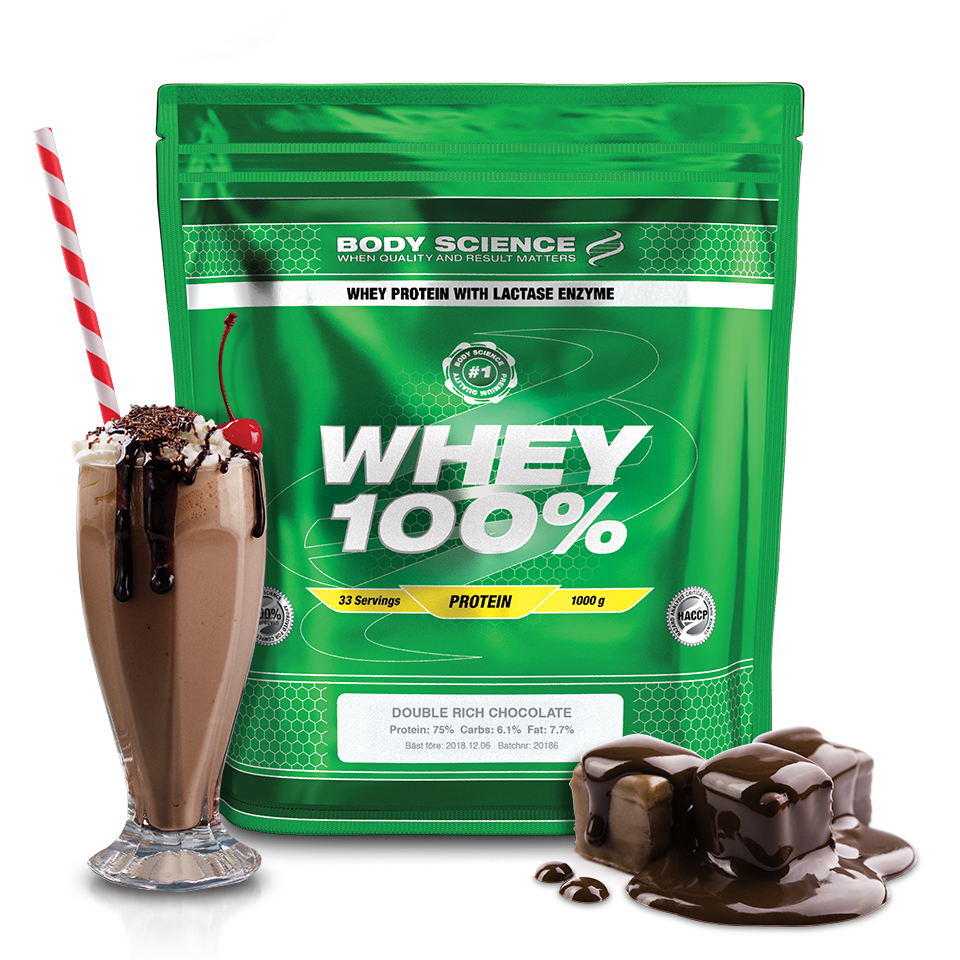 Body Science Whey 100%