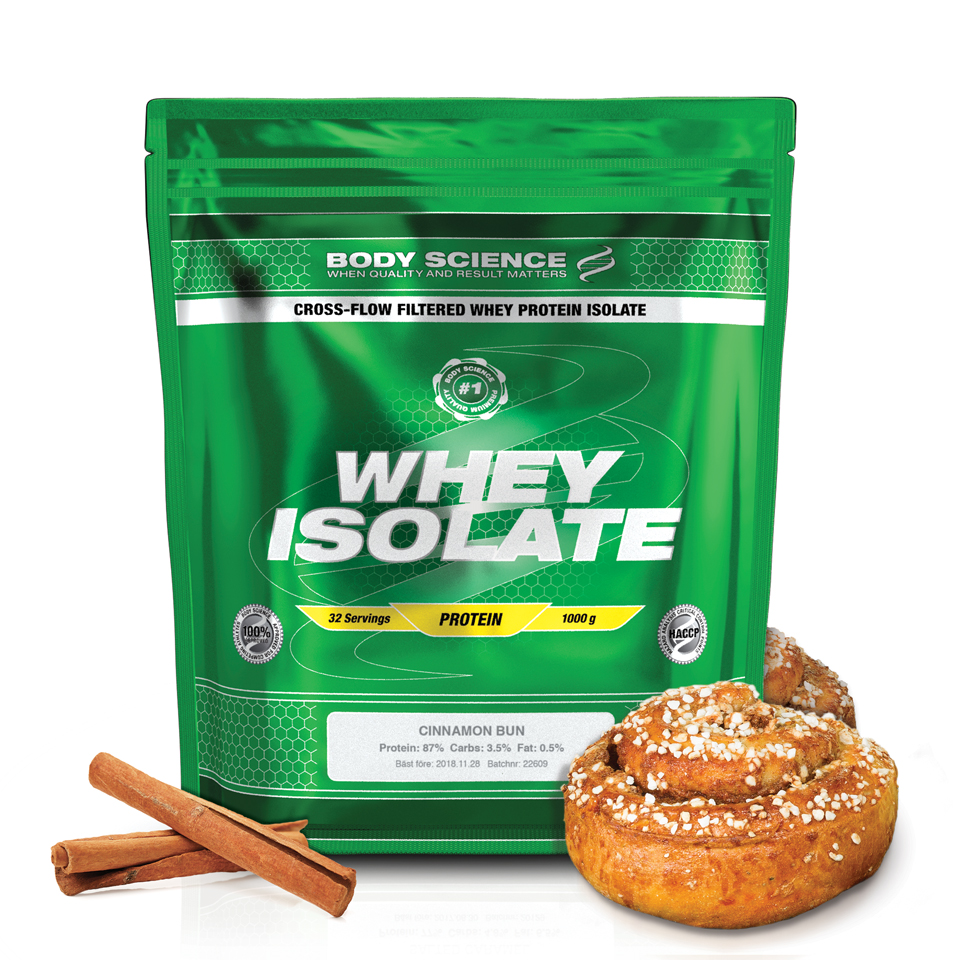 Body Science Whey Protein Isolate