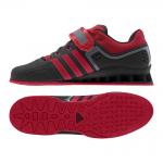 Adidas adiPower Weightlifting, Svart/Röd